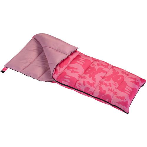 Wenzel  Moose Sleeping Bag (Pink) 49658