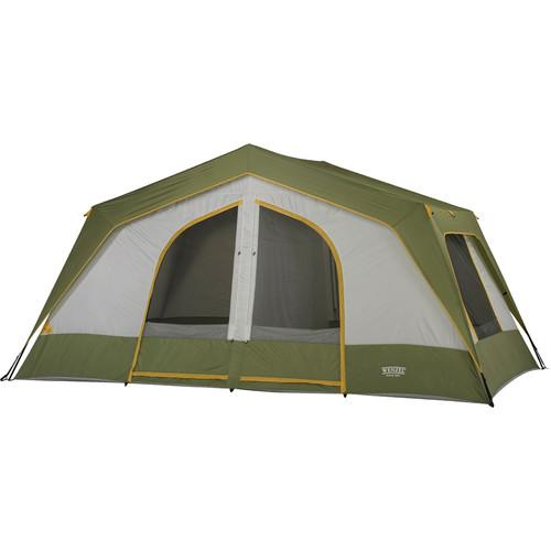 Wenzel Vacation Lodge 7 Tent (Green/Gray, Medium) 36505