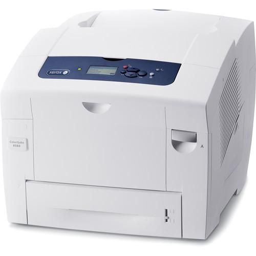 Xerox ColorQube 8580DN Color Solid Ink Printer 8580/DN