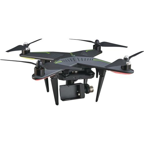 Xiro Xplorer G Model Quadcopter with 3-Axis Gimbal XIRE0200