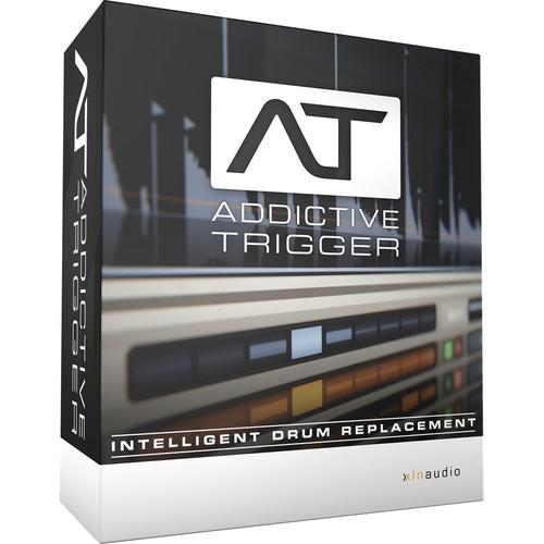 XLN Audio Addictive Trigger Plug-In (Download) XLT001SN