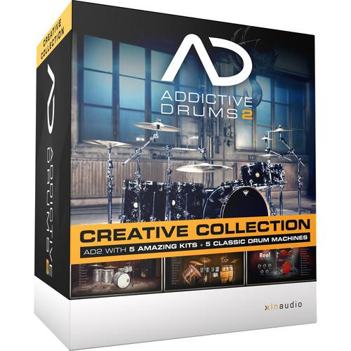 XLN Audio XLN Addictive Drums 2 Creative Collection XLNB0009