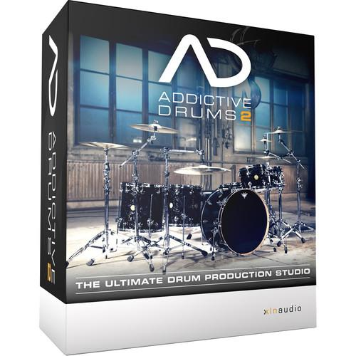 XLN Audio XLN Addictive Drums 2 Ultimate DPS XLNB0008