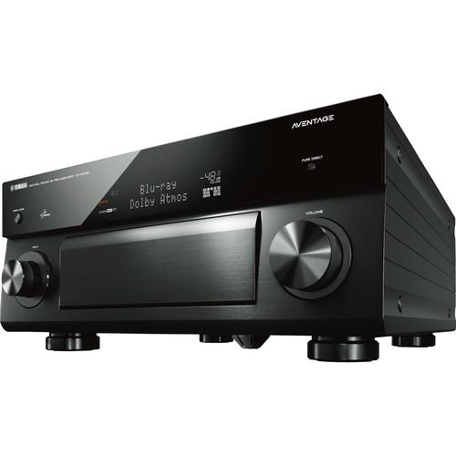 Yamaha AVENTAGE CX-A5100 11.2-Channel A/V CX-A5100BL