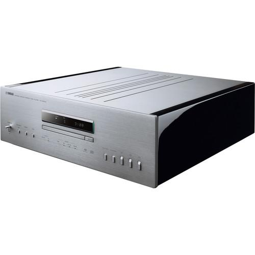 Yamaha CD-S3000 Natural Sound CD Player (Silver) CD-S3000SL