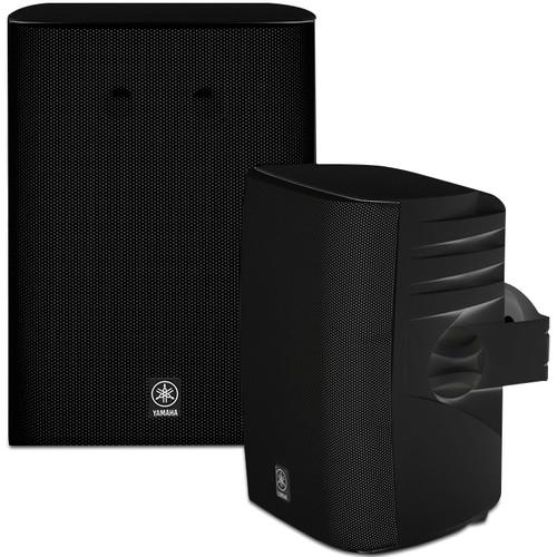 Yamaha NS-AW570 All-Weather Speaker System NS-AW570BL