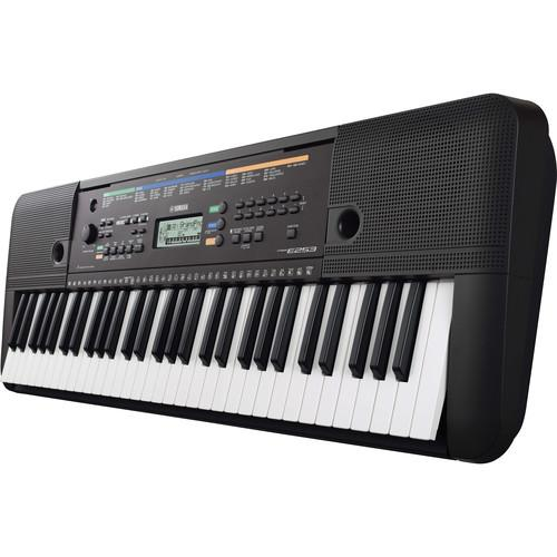 Yamaha PSR-E253 Portable Keyboard with Survival Kit PSR-E253 KIT