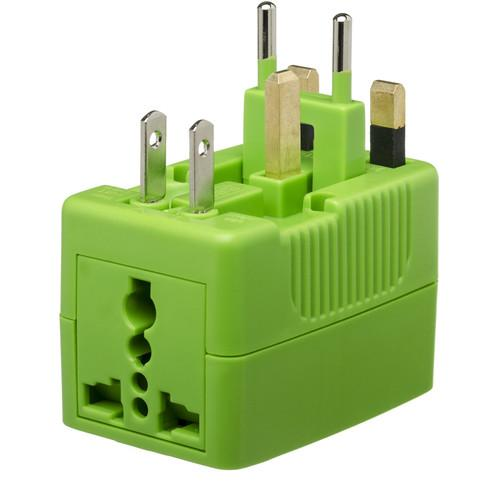Yubi Power Travel Adapter with Universal Plug Options TH251-G
