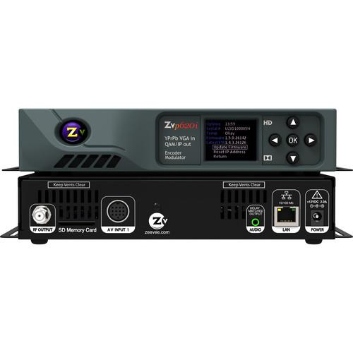 ZeeVee ZvPro620i HD Digital Encoder/Modulator ZVPRO620I