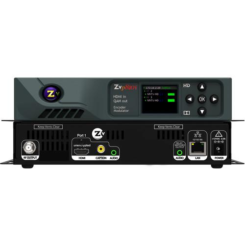 ZeeVee ZvPro810i HD Digital Encoder/Modulator ZVPRO810I