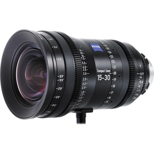 Zeiss CZ.2 PL Mount Zoom Lens Bundle with Swappable 2156-802