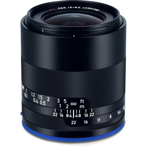 Zeiss Loxia 21mm f/2.8 Lens for Sony E Mount 2131-999