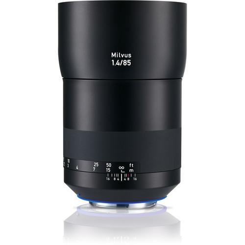 Zeiss Milvus 85mm f/1.4 ZE Lens for Canon EF 2096-561