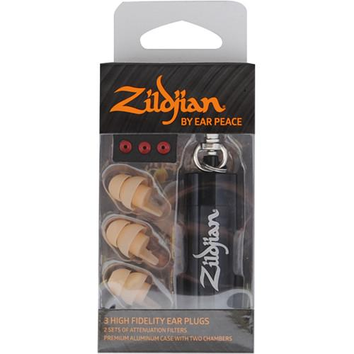 Zildjian  HD Earplugs (Set of 3, Light) ZPLUGSL