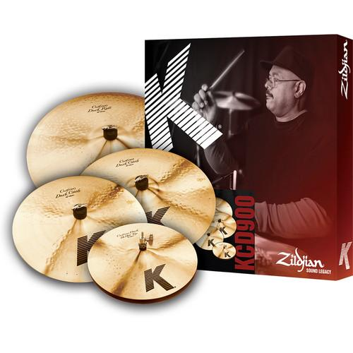 Zildjian  K Custom Dark Cymbal Set KCD900