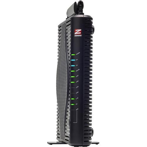 Zoom Telephonics 5360 N600 Cable Modem/Router 5360-00-00
