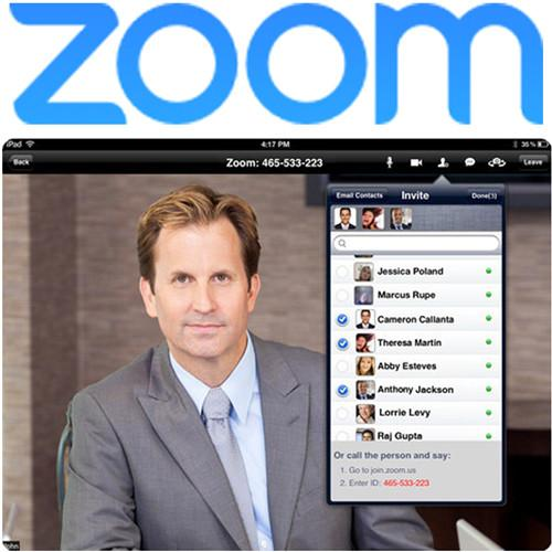 Zoom Video Conferencing Zoom Pro Business Yearly ZOOM-B-Y