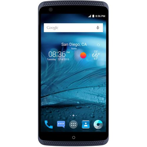 ZTE Axon 32GB Smartphone (Unlocked, Phthalo Blue) A1G121