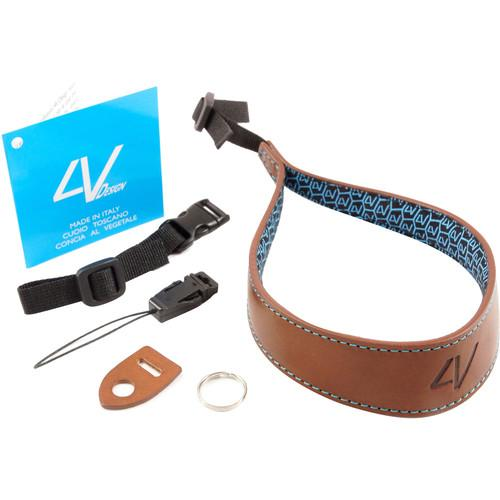 4V Design Ergo Large Leather Wrist Strap 1LS01BVV2330