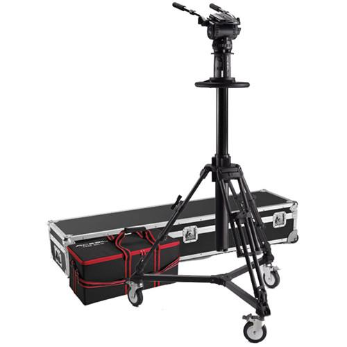 Acebil PD3800 Pedestal with Carrying Case, D7 Dolly, PDII-CH8S