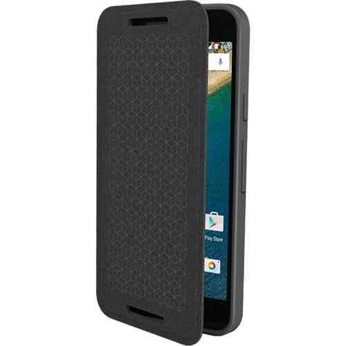 ADOPTED Folio Case for LG Google Nexus 5X (Carbon) 521797