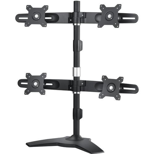AG Neovo DMS-01Q Quadruple-Display VESA Compatible Stand DMS-01Q