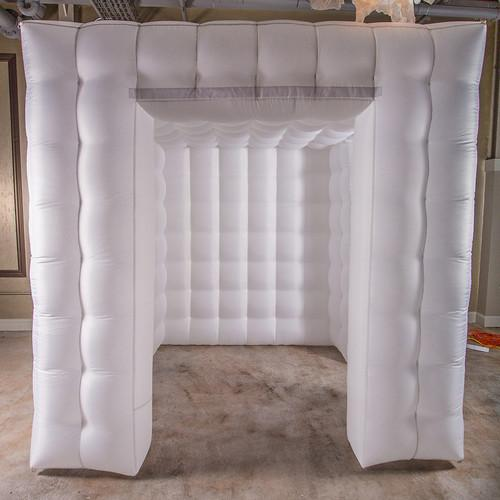 Airbooth Inflatable Photo Booth Enclosure (White) 5