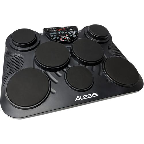 Alesis CompactKit 7 7-Pad Portable Tabletop Drum COMPACT KIT 7