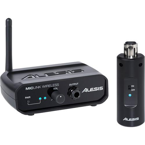 Alesis MicLink Wireless Digital Microphone MICLINK WIRELESS