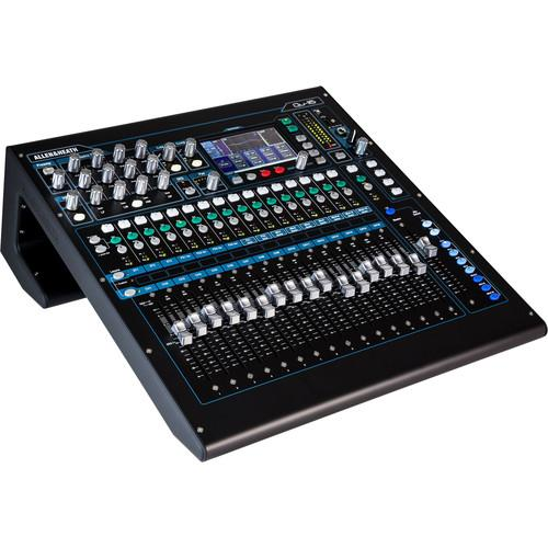 Allen & Heath Qu-16C - Rackmountable Digital Mixer AH-QU-16C