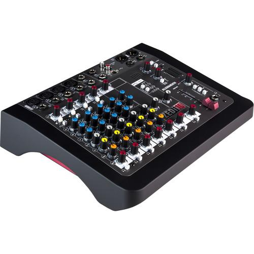 Allen & Heath ZEDi-10 Compact Hybrid Mixer/USB Interface ZEDI-10