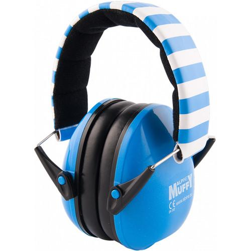 Alpine Hearing Protection Muffy Ear Muff AMS-MUFFY-BLU