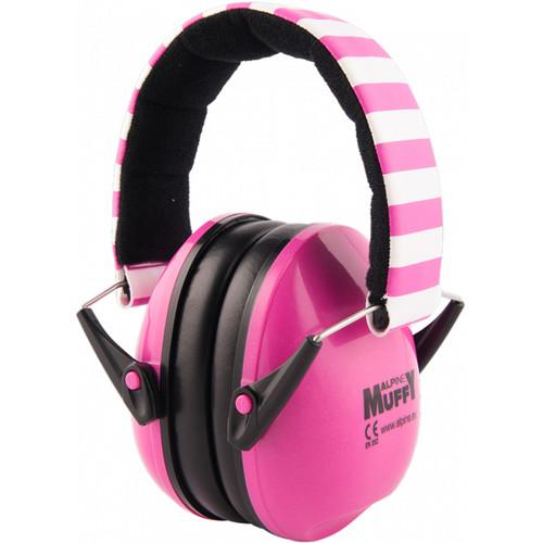 Alpine Hearing Protection Muffy Ear Muff AMS-MUFFY-PNK