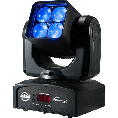 American DJ Inno Pocket Z4 Mini Zoom Moving Head INNO POCKET Z4