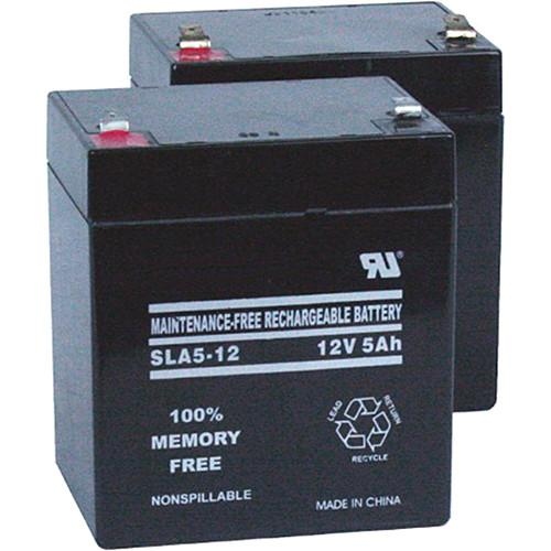 AmpliVox Sound Systems Set of 2 Replacement Batteries S1492
