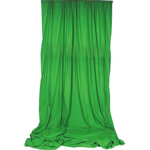 Angler Chromakey Green Background (10 x 24') 2425-CG-1024