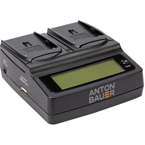 Anton Bauer Sony L-Series Dual-Position Charger 8475-0130
