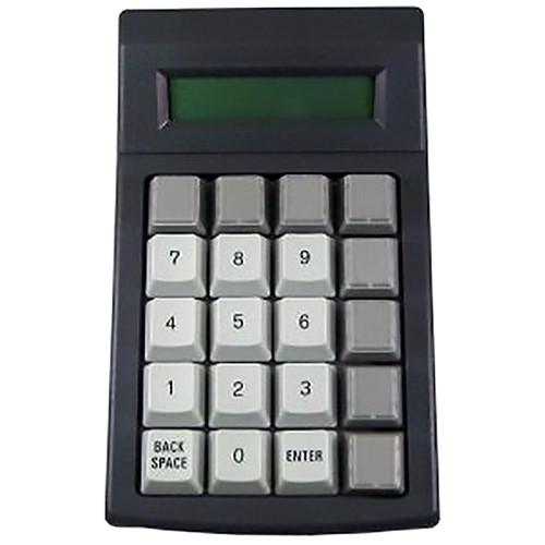 Apantac 20-Button Control Keypad with LCD Display KEYPAD