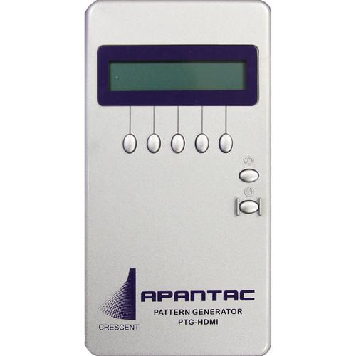 Apantac HDMI Test Pattern Generator with 34 Patterns PTG-HDMI