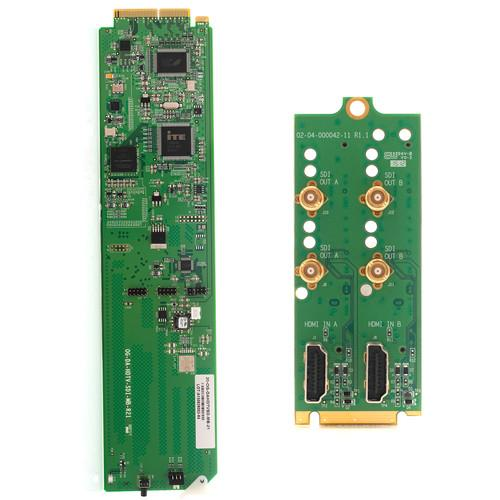 Apantac HDMI to SDI Converter Card and RM2 OG-DA-HDTV-SDI-SET-2