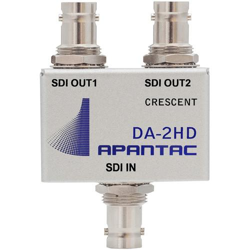 Apantac Passive 1 x 2 Triple-Rate 16-Channel DA DA-2HD