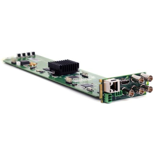 Apantac Simple Compact Video Quad Splitter Card OG-MICROQ-SET-2