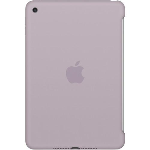 Apple iPad mini 4 Silicone Case (Lavender) MLD62ZM/A