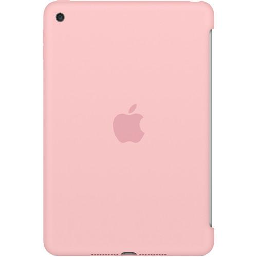 Apple  iPad mini 4 Silicone Case (Pink) MLD52ZM/A