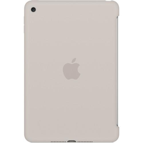 Apple iPad mini 4 Silicone Case (Stone) MKLP2ZM/A