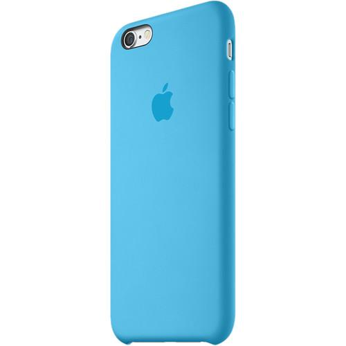 Apple  iPhone 6/6s Silicone Case (Blue) MKY52ZM/A