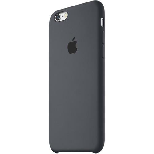 Apple iPhone 6/6s Silicone Case (Charcoal Gray) MKY02ZM/A