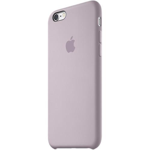 Apple iPhone 6/6s Silicone Case (Lavender) MLCV2ZM/A