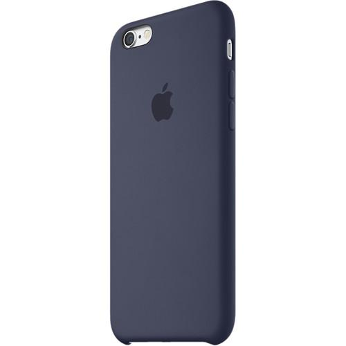 Apple iPhone 6/6s Silicone Case (Midnight Blue) MKY22ZM/A