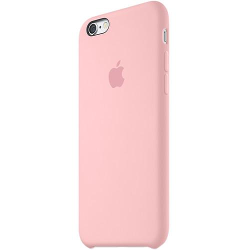 Apple  iPhone 6/6s Silicone Case (Pink) MLCU2ZM/A